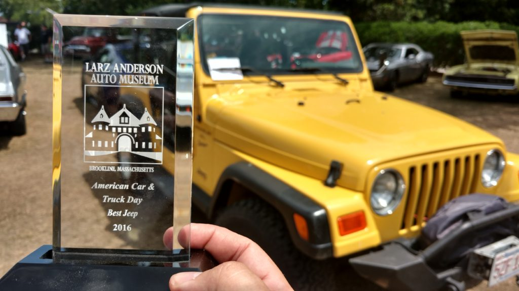 Lars Anderson Museum Best in Show